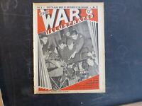 1941 THE WAR ILLUSTRATED VOL. 4 #78 THE BALKANS, AUSTRALIANS IN BARDIA