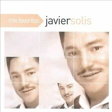 [Free Shipping & Factory-sealed] Mis Favoritas by Javier Solis (CD, Aug-2010)