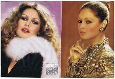 PUBLICITE ADVERTISING 044 1973 B.BARDOT Vamp... ou ...Dame (4 pages)