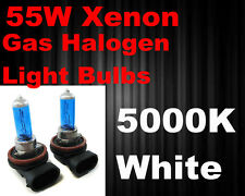 Ford 08-10 Mustang/05-11 Focus Fog Light H11 Xenon 55w Super White Bulbs-New