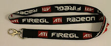 ATI Radeon Firegl Schlüsselband Lanyard NEU (A9)