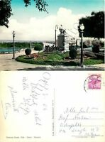 Cartolina di Lentini, monumento - Siracusa, 1964
