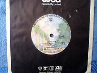 "ROD STEWART-GET BACK/TRADE WINDS ""BEATLES TRACK"" 45 RPM 7"""