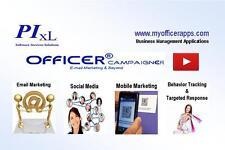 Sales Solution - Digital, Email, Mobile & Social Media Marketing; Tracking, CRM