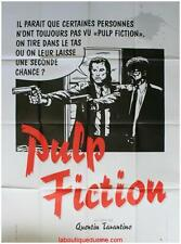 PULP FICTION Affiche Cinéma ORIGINALE / Movie Poster QUENTIN TARANTINO 160x120