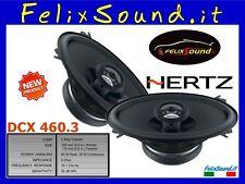 Hertz DCX 460.3 2 vie Coax 80 W Nuovi  2013 GARANZIA Italia