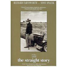 The Straight Story - David Lynch 1999 - Richard Farnsworth DVD Like New