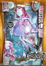 MONSTER HIGH HAUNTED KIYOMI HAUNTERLY DOLL NEW IN STOCK!
