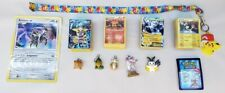 400+ Cards Pokemon Lot - 2003-2014 - Pokemon Figurines, Jumbo Card, Sleeves