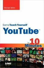 Sams Teach Yourself YouTube in 10 Minutes-ExLibrary