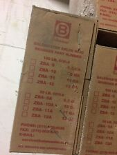 Balemaster 11 gauge continuous baling wire.  100lbs/box 2600 ft  47 boxes ZBA-11