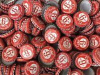 Soda pop bottle caps Lot of 25 JO JO CHOCOLATE cork lined unused new old stock