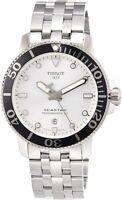 Tissot Seastar 1000 Powermatic 80 43MM Ceramic Bezel 300M Swiss Automatic Watch