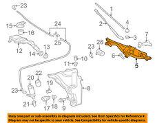 AUDI OEM 09-15 A4-Windshield Wiper Motor Transmission 8K1955023E