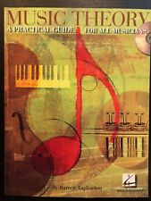 Hal Leonard Music Theory - A Practical Guide for All Musicians -Audio Online
