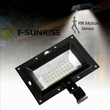 Solar 30 LED PIR Motion Sensor Security Gutter Light Street Light Garden Lamp