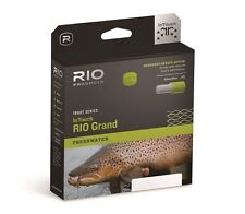 RIO GRAND IN TOUCH INTOUCH NEW 2015 WF-5-F #5 WEIGHT FORWARD FLOATING FLY LINE