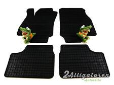 4 x Gummi-Fußmatten ☔ für OPEL Astra IIG 1998 - 2009