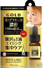 MICCOSMO White Label gold placenta undiluted solution mix 10ml