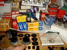 6n23p 6922 e88cc 6dj8 ecc88  E88CC Coppia selez. m.pair 6N23P tubes nos Russia