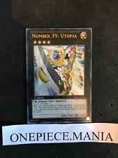 Yu-Gi-OH! Number 39: Utopia YS12-EN039 1st