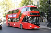 New bus for London - Borismaster LT60 6x4 Quality Bus Photo