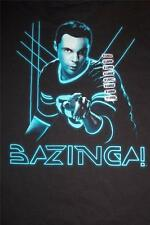 NWT Sheldon Bazinga TShirt Size XLarge Big Bang Theory - 0214N65