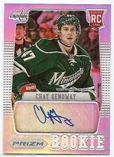12/13 PANINI PRIZM ROOKIES AUTOGRAPH Chay Genoway #79