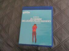 """BLU-RAY NF """"A L'OMBRE DES JEUNES FILLES HUMIDES"""" film Japonais de Akihiko SHIOTA"""