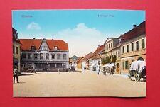 AK GRIMMA in Sa. um 1910 Leipziger Platz mit Goldnes Schiff    ( 35336