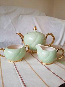 Vintage 3 Piece Tea Set Ellegreave Burslem Made In England