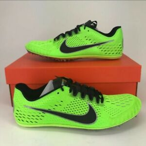 Nike Zoom Victory Elite 2 'Electric Green' 835998-300 Track Spike Shoes size 11