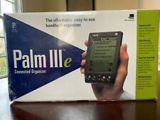 Vintage 3Com Palm IIIe Connected Organizer PDA (Factory Sealed)