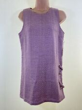 BNWT FOREVER 21 tweed shift mini dress size S Small 10 euro 38