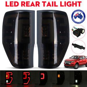 LED Dynamic Rear Tail Light Lamp For Ford Ranger AT T6 PX Raptor 2018-2020 2021