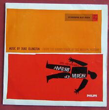 "DUKE ELLINGTON  10"" 25CM LP ORIG FR  ANATOMY OF A MURDER"