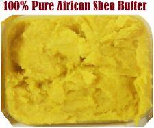 Grade A Shea Butter Premium Unrefined RAW 100% Pure Organic Virgin Moisturizer