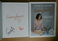 CANDICE BROWN SIGNED COMFORT 1/1 UK HB 2017 BRAND NEW GREAT BRITISH BAKE OFF
