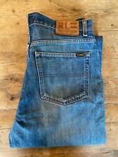 POLO RALPH LAUREN Blue Fulton Fit Denim Jeans Size W30- L32 *GOOD CONDITION *