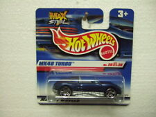 Hotwheels fe20/36 2000 #80 mx48 Turbo, on short card,