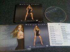 MARIAH CAREY / infinity / JAPAN LTD CD SLIPCASE