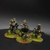 Well Painted 28mm Bolt Action German Panzer grenadiers ×6 squad #1 ww2
