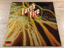 Earth And Fire Atlantis Vinyl LP UK 1973 Polydor 2310 262