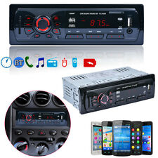 In-Dash Bluetooth Car Stereo Fm Radio Mp3 Audio Player Usb Aux In Receiver Dc12V