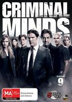 Criminal Minds : Season 9 DVD : NEW