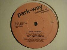 """THE SOFTONES SPACE CADET 12"""" ORIG PARK-WAY RARE BALTIMORE DISCO FUNK GEM SEALED!"""