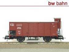 Roco Professional H0 47645 Gedeckter Güterwagen DRG Neu