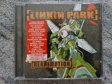 CD Linkin Park - Reanimation 2002 Album incl. The 'Points of Authority' Video