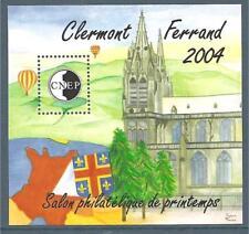 BLOC CNEP N°40 - Clermont Ferrand 2004 - Salon de Printemps