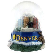 DENVER SNOWDOME SNOW GLOBE-NEW